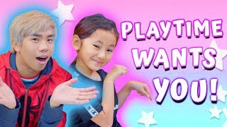 Join the PlaytimeTV Family!