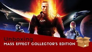 Unboxing - Mass Effect Limited Edition