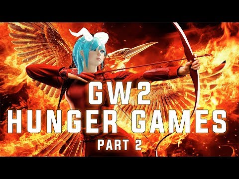 Guild Wars 2 Meets The Hunger Games! PART 2!