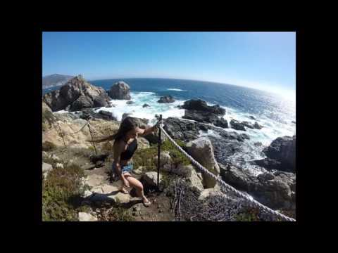 Summer 2016: Big Sur, Monterey, & Carmel Trip