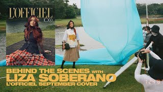 Download BEHIND THE SCENES with LIZA SOBERANO for L'OFFICIEL PHILIPPINES | BJ Pascual