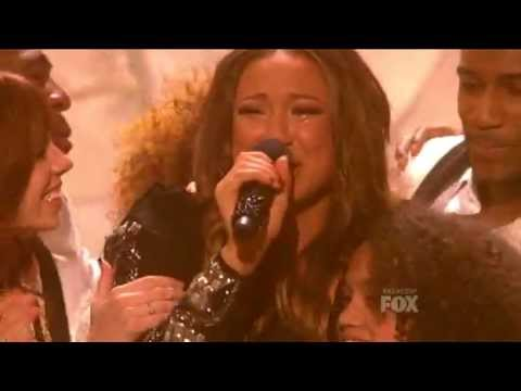 melanie Amaro final number xfactor.mov