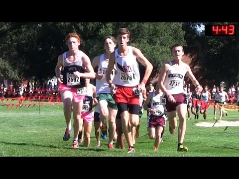 2015 XC - Stanford Invite - Race 05 (D-1 Men) (Non-Seeded)