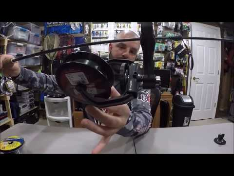 How to properly spool your reels with NEW Piscifun Line Spooler ft TackleJunky81