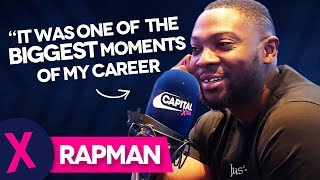 Rapman Reveals The Truth Behind 'Blue Story' | The Norte Show | Capital XTRA