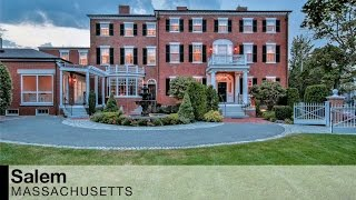 Video Of 26 Winter Street | The Joseph Story House | Salem, Massachusetts Real Estate & Homes