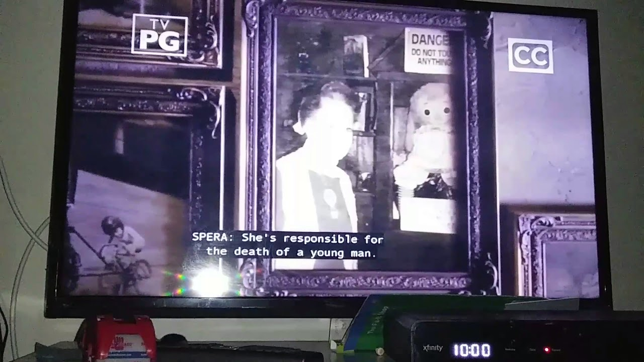 Ghost Adventures Halloween special with Annabelle the doll (2017 ...
