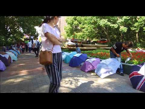 Shanghai wedding market - 人民公园相亲角 from YouTube · Duration:  13 minutes 39 seconds