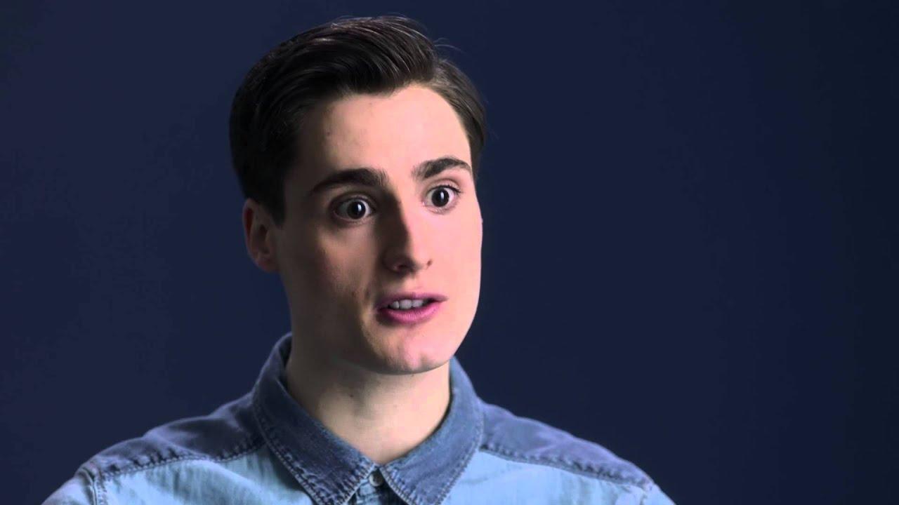 NYC Ballet Screen Test: Aaron Sanz
