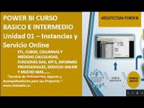POWER BI CURSO COMPLETO UNIDAD 01   INSTANCIA…