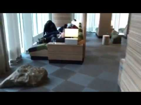 New Saga Class Business class lounge in Reykjavík Keflavik airport!!!