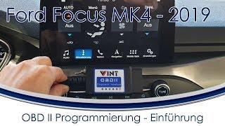 [فورد التركيز 2018/2019 MK4] #14 OBD2 / OBD II البرمجة - مقدمة