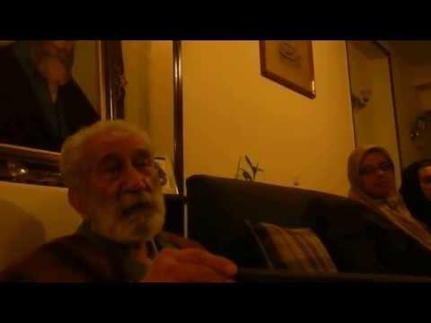 Dialogue with Majzoub Ali Shah, head or Qutb of the Ni'matullahi tariqat