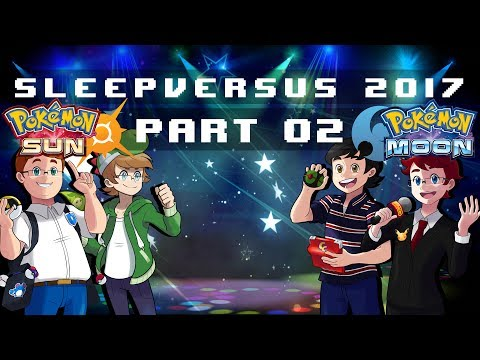 Sleepversus 2017, Part 02: Southern Conroy! • Ft. Chuggaaconroy, Sephazon & Yoshiller