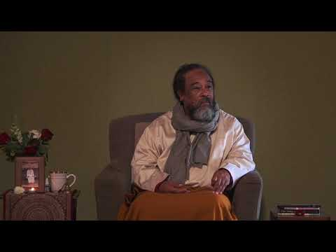 Silent Sitting with Mooji on Christmas Day