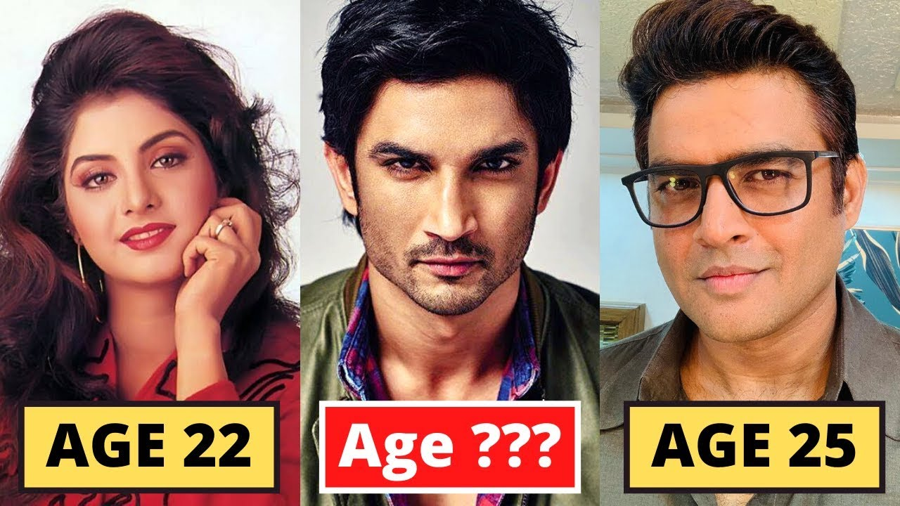 Download 11 Bollywood Actors & Actresses Who Died In Young Age - Sushant Singh Rajput - Nepotism -Irrfan Khan