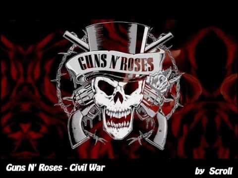 Guns N' Roses - Civil War(Audio).wmv