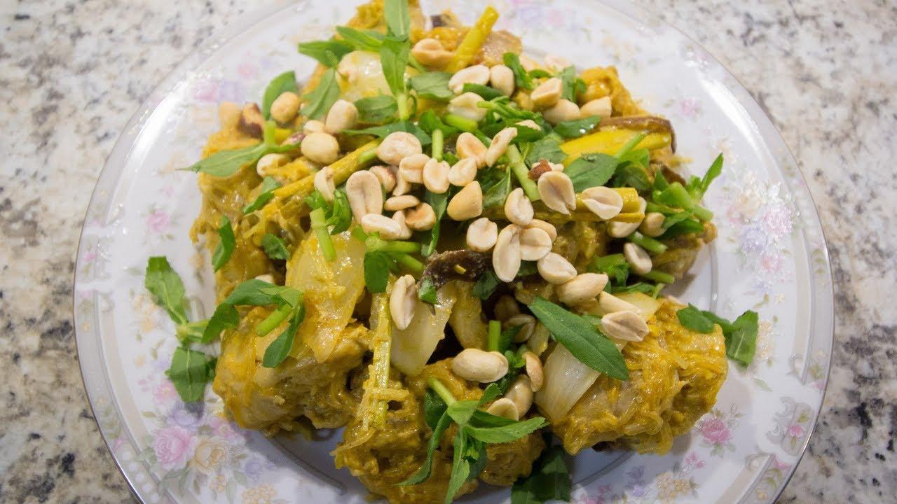 🐇 THỎ XÀO LĂN | Thỏ xào lăn thơm nức cà ri nước cốt dừa Hấp Dẫn đổi vị bữa cơm BY CÔ BẢY