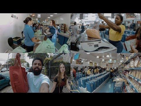 ব্রাজিলের সহজলভ্য পাইকারি মুদির দোকান l Wholesale Grocery Stores In Brazil l IAMSUMAN