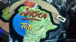 Toto Africa + Rosanna Picture Vinyl Record Store Day 2017