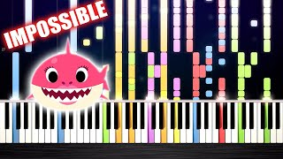 Baby Shark Song - IMPOSSIBLE PIANO by PlutaX