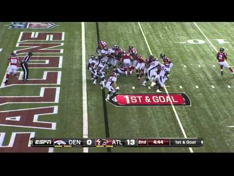 Broncos vs Falcons - Joaquin Aguilar
