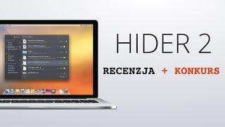  Hider 2 - Recenzja + KONKURS I Apple I Mac OS X