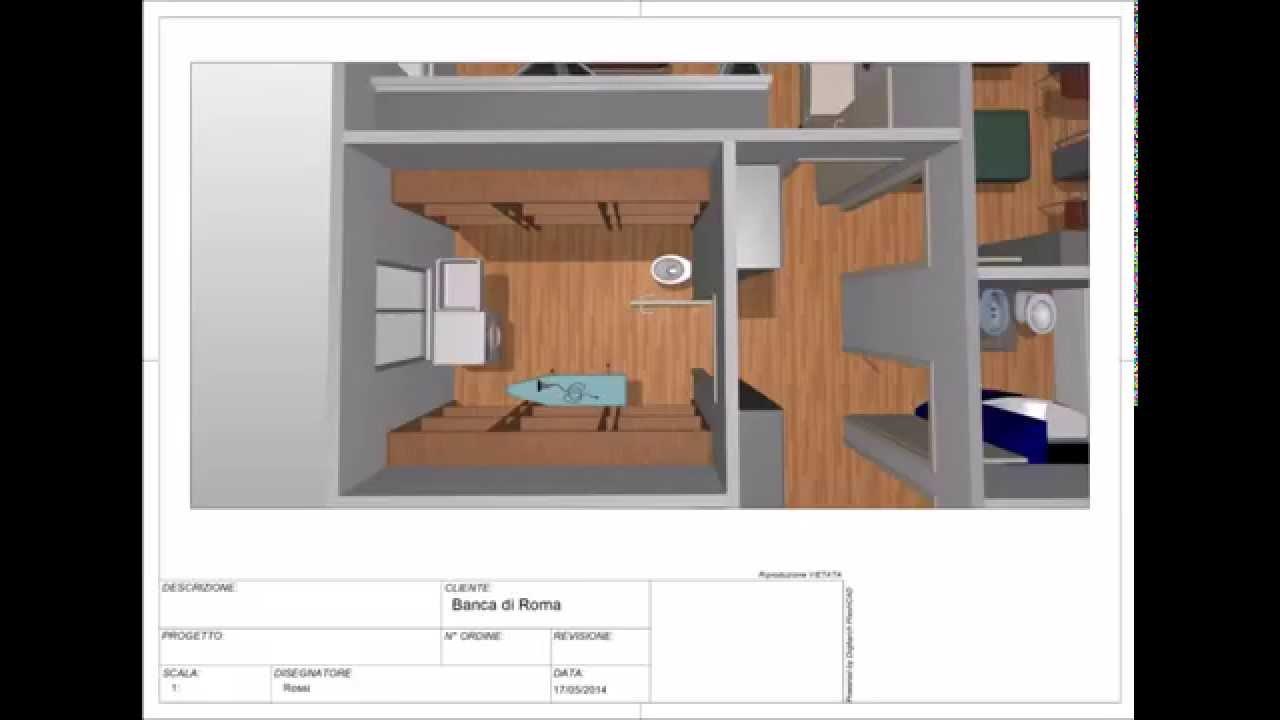 Ristrutturazione e arredamento di un appartamento di 150 for Piccoli piani di un piano