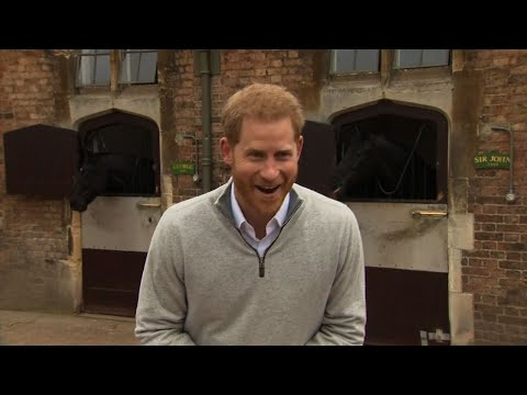 DJ Frosty - Prince Harry: Birth of son 'most amazing'