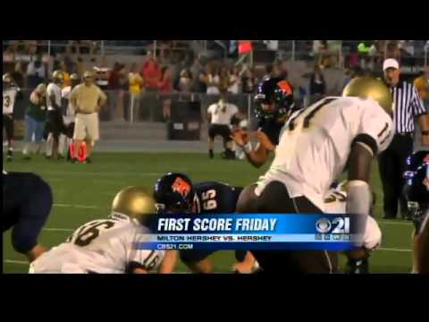 First Score Friday: Football scores for Aug. 30