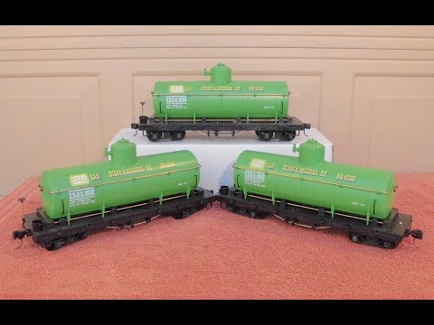 LGB  San Diego & Arizona Railway Tank Cars For Sale on eBay!