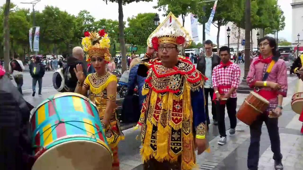 Ciaaattt gamut carnaval tropical youtube - Carnaval tropical de paris 2017 ...