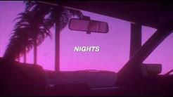 Nights - Frank Ocean (Lyric Video)