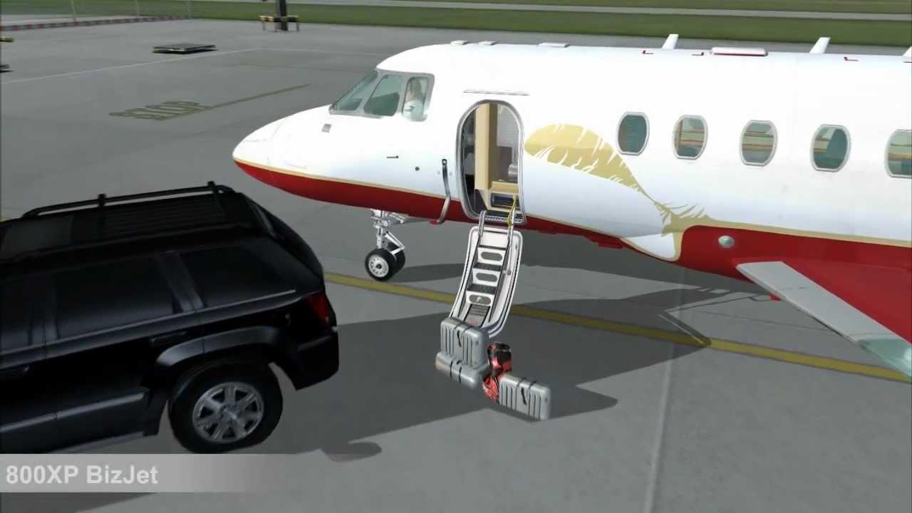 800XP BizJet - Just Flight