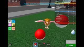 ROBLOX Pokemon GO!!!