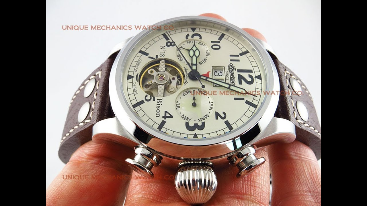 archimede t pilot german lange that watchesthat list nomos or doesn include sohne doesnt bronze a wunderbar watches