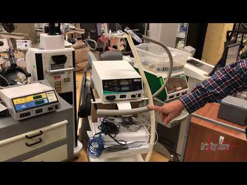 Medical Equipment Electrosurgical Units Bovie Ellman Conmed For Sale | Dr's Toy Store