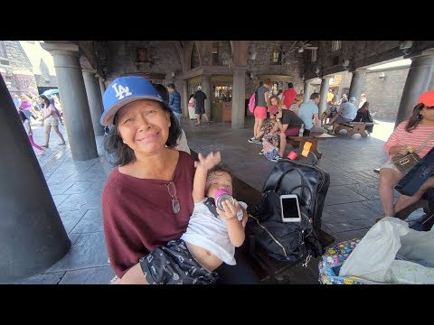 Universal Studios Hollywood - Kids are allowed to drink beer! (Episode 6)