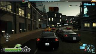 Need for Speed World  Gameplay - First Look HD