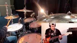 Rockfounded - Marcos Witt - Medley 25 años DRUM & BASS COVER