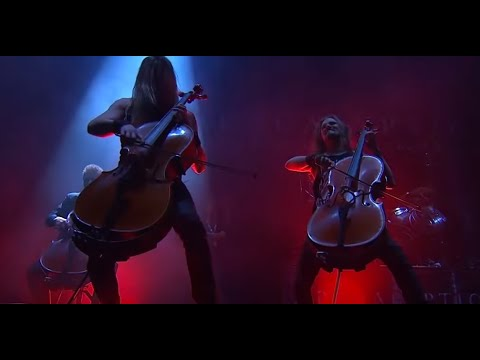"Apocalyptica cover Metallica's ""Fight Fire With Fire"" 2018 posted + ""Talk To Me"" w/ Lzzy Hale"