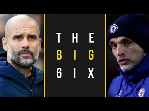 THE BIG 6IX ⚽️ | CITY/CHELSEA IN FA CUP SEMI