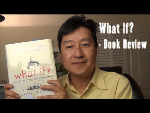 What If? by Randall Munroe - a LearnByBlogging Book Review