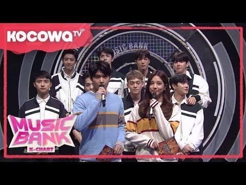 [Music Bank] Ep 899_EXO Rank #1 Interview