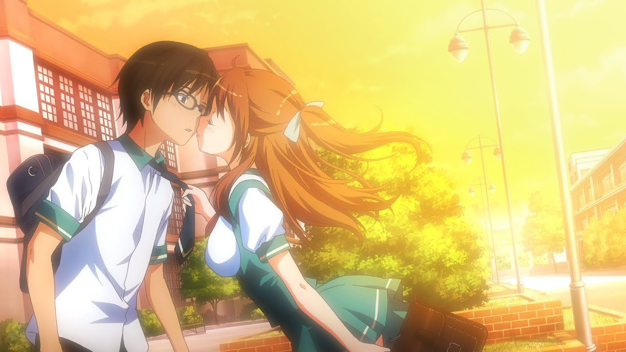 Cute Couple Holding Hands Wallpapers Top 15 Romance Drama Comedy Anime 2015 Included Youtube