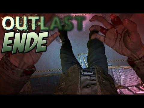 WIE WIRD ES ENDEN?! | Outlast | ENDE
