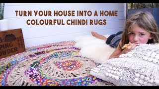 Turning your house into a home with Indoor floor rugs & Jute Rugs