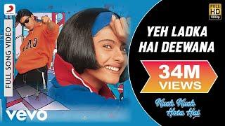 Yeh Ladka Hai Deewana Full Video - Kuch Kuch Hota Hai|Shah Rukh Khan,Kajol|Udit Narayan