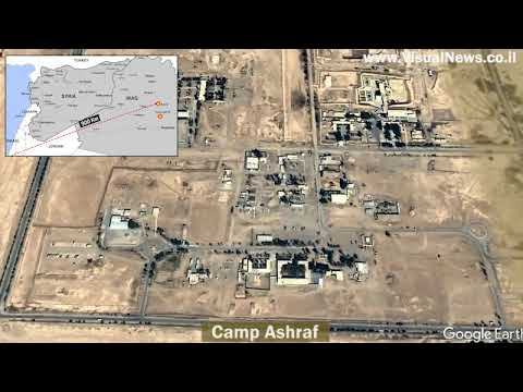 Israel Air Force Targeting Iraq Bases