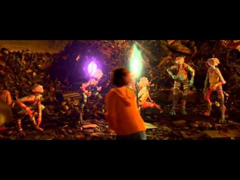 Обзор фильма Тайна красной планеты (Mars needs moms) от ASH2 ч.1
